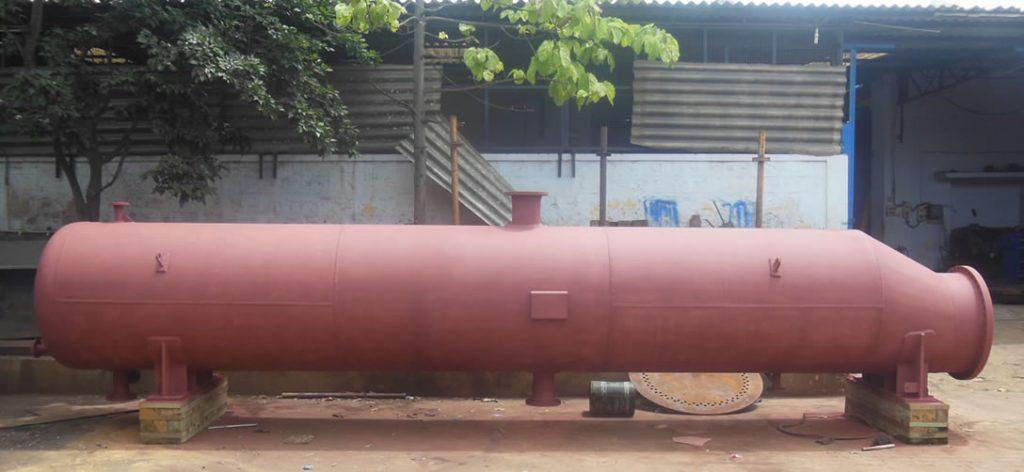 Kettle Reboiler Heat Exchanger
