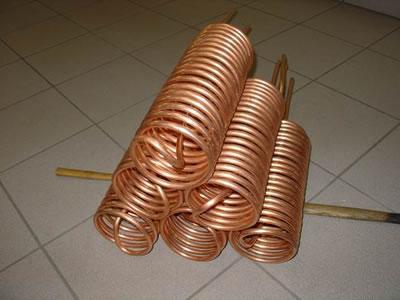 Copper Heat Exchangers